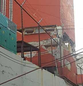 Diversión después del sismo