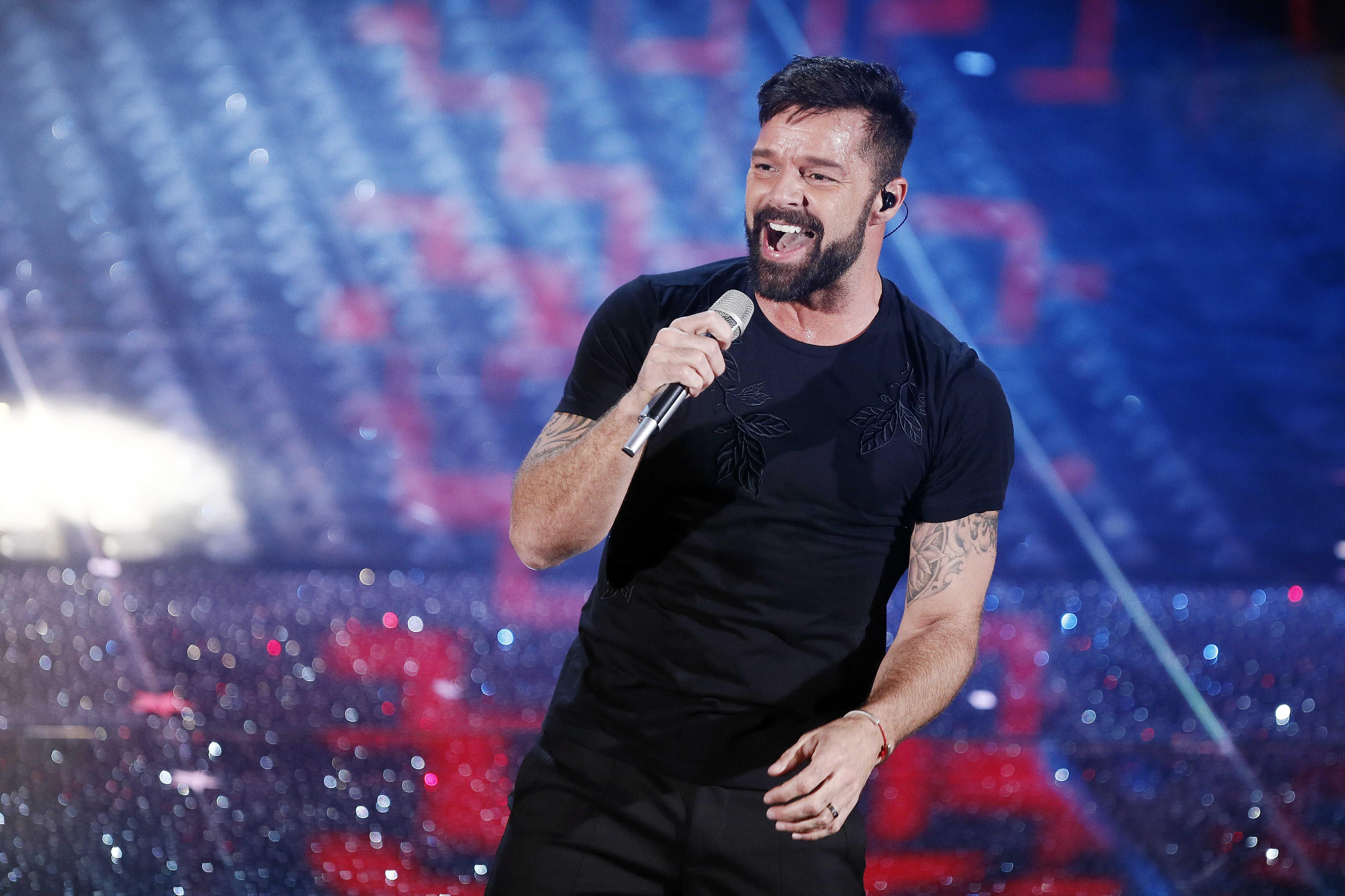 Ricky Martin y Timbiriche darán conciertos gratis en el Zócalo