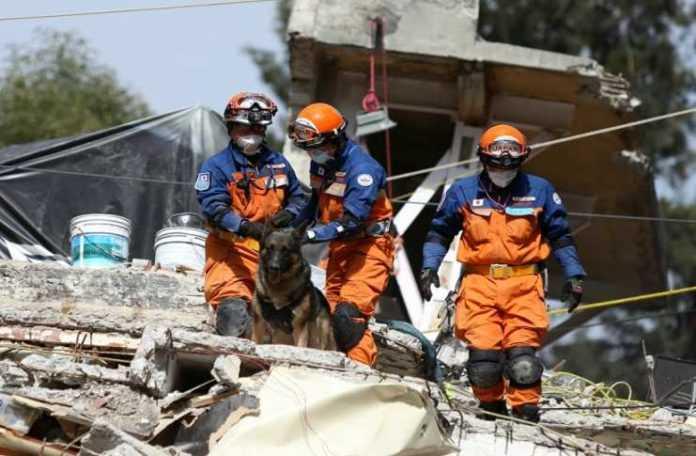Aumenta a 183 el número de fallecidos en la Ciudad de México por el sismo del 19 de septiembre.