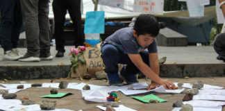 En Ciudad de México hay varios lugares y eventos que recaudan víveres o dinero para ayudar a la gente que resultó afectada tras el sismo del 19 de septiembre.