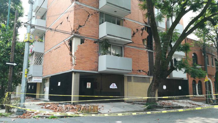 Devastación invisible: en riesgo de colapsar ¡mil 500 edificios!