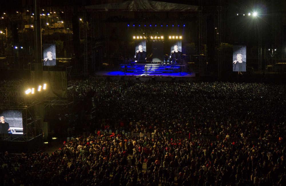 Cantantes unirán sus voces en el Zócalo por México