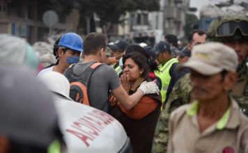 Tras el sismo, puedes sufrir estrés postraumático