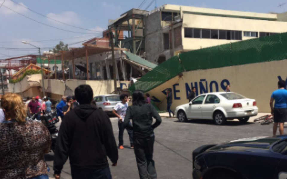 Van por DRO que supervisó 'depa' en Colegio Rébsamen