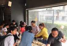 Restaurantes de la ciudad se unen para ayudar