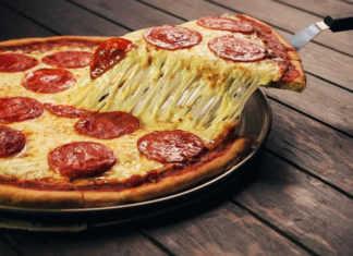 Porque #pizza