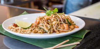 Pad thai de Suu Way