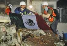 Personalidades nacionales e internacionales reaccionaron ante el sismo del 19 de septiembre en México.
