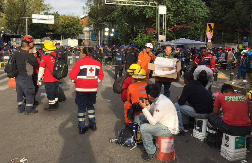 Suman 321 muertos por sismo del 19 de septiembre