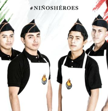 niños héroes