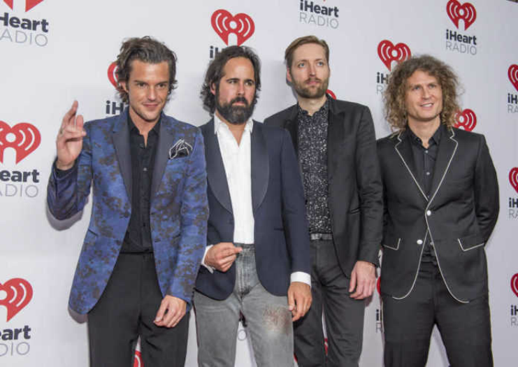 The Killers regresa al Foro Sol