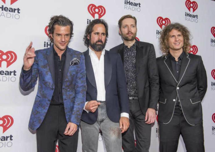 The Killers confirman concierto en el Foro Sol