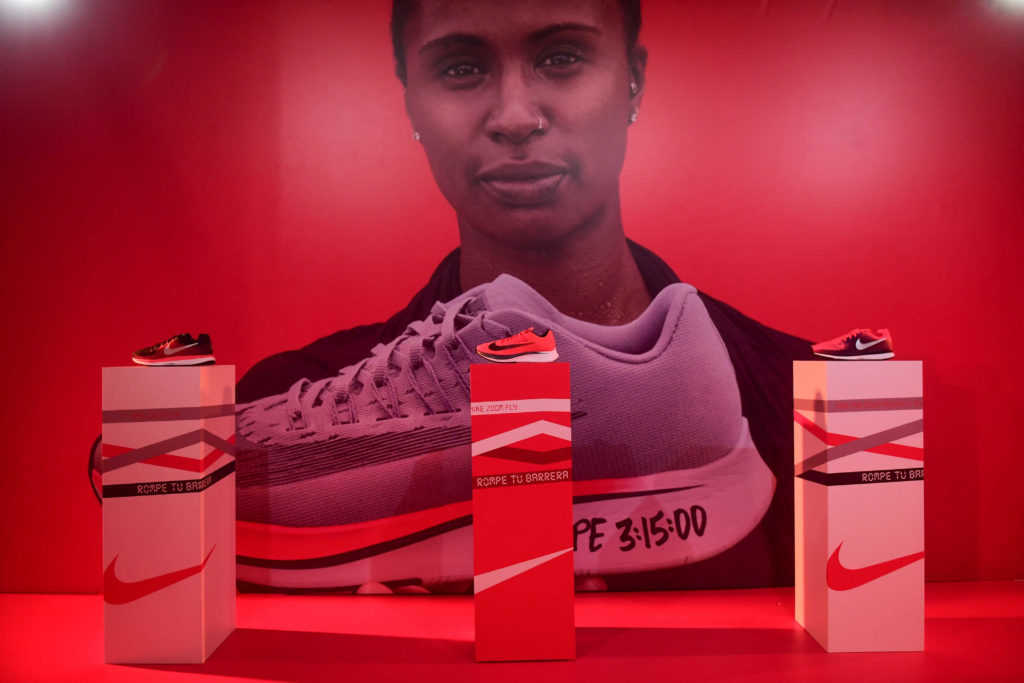 Coleccion Nike Zoom