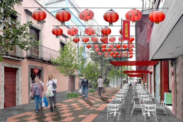 La remodelación del Barrio Chino beneficiará a 14 mil 186 habitantes