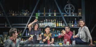Bartenders de la CDMX