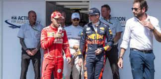 clasificación para el Gran Premio de México
