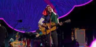 Coldplay en Estamos Unidos Mexicanos.