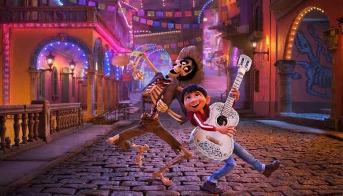 Coco en la Cineteca