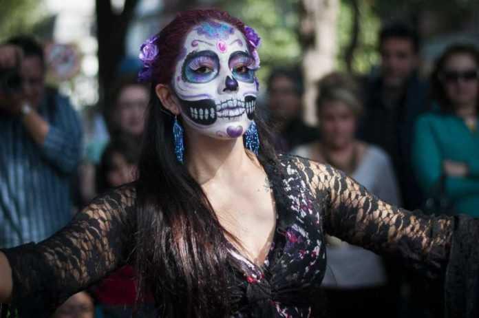 Día de Muertos 2017 en CDMX 2017