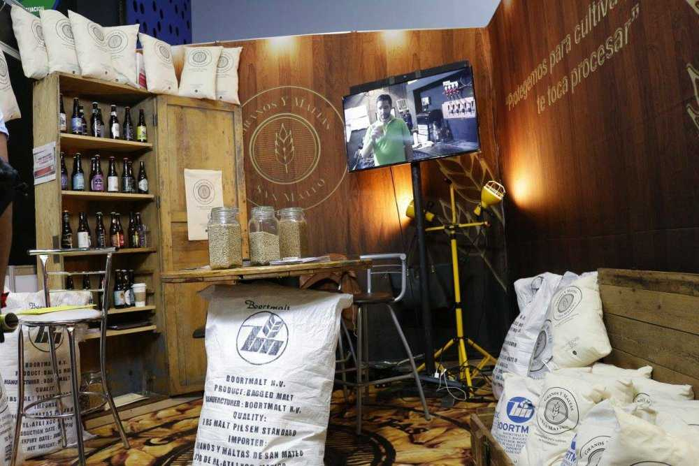 Expo Cerveza Stand