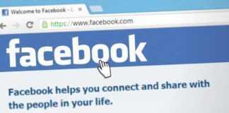 Se cae el servicio de Facebook.