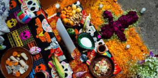 Concurso de ofrendas de Día de Muertos