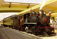 Tren a Veracruz