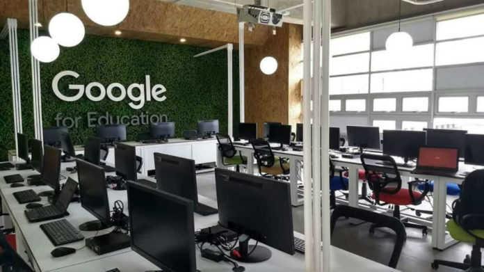 Google ofrece practicas