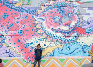 Central de Abasto murales