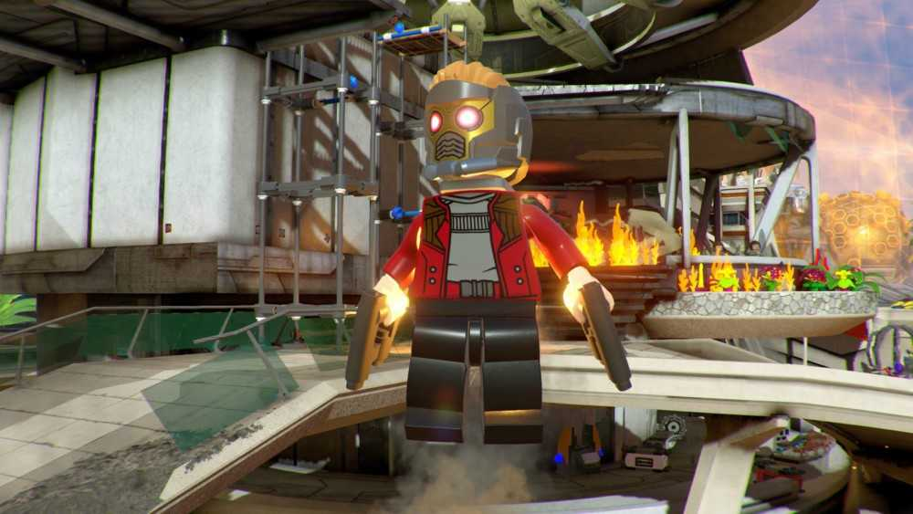 LEGO Marvel Super Heroes 2 Kang