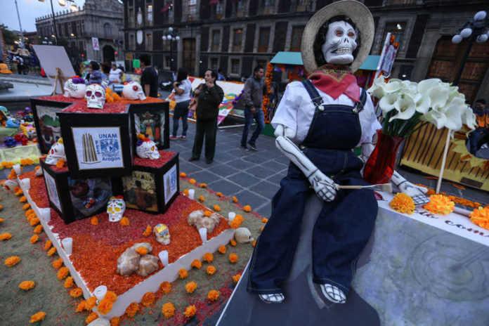 Mega Ofrenda en Santo Domingo