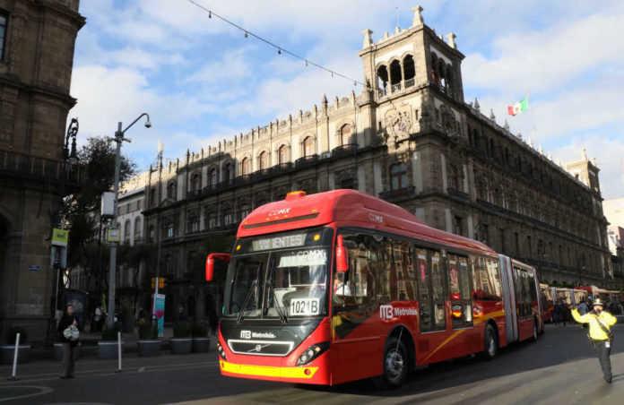 linea 1 del metrobus