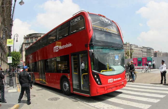 Metrobus llega a Cuautepec