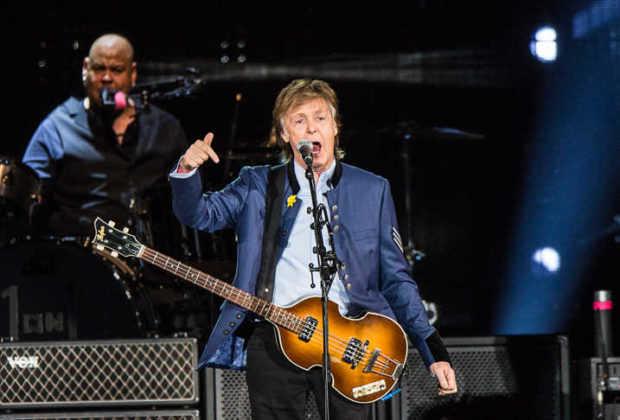 Paul McCartney México Azteca