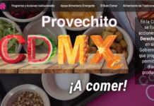 Provechito CDMX