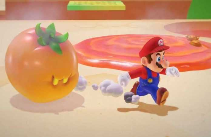 Super Mario Odyssey ya llegó a la Ciudad de México.