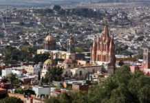 San Miguel de Allende en la revista Time.