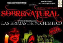 dia de muertos en xochimilco