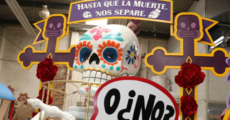 Actividades Gratis Por El Día De Muertos: 5 Recomendaciones