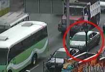 asaltan microbús en Iztapalapa