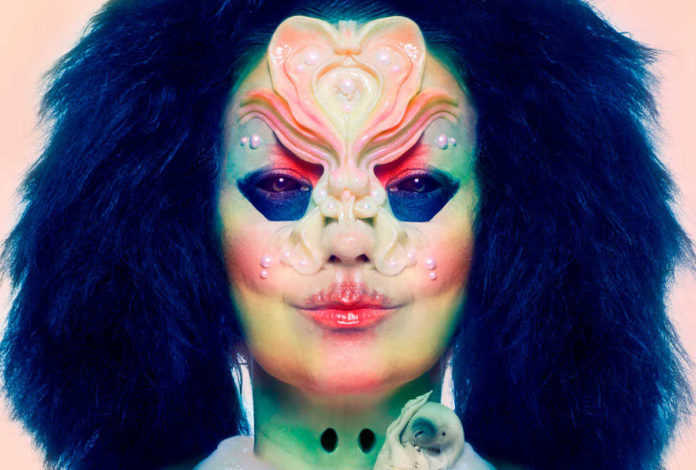 Björk lanzará su nuevo disco