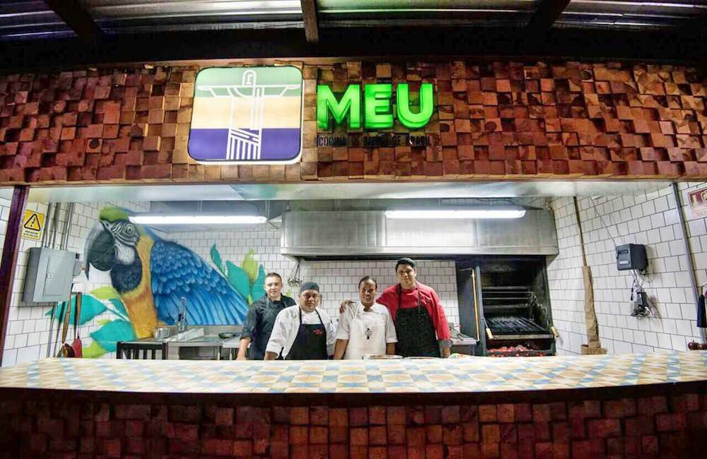 Comedor de los Milagros: comida de Latinoamérica en la Roma
