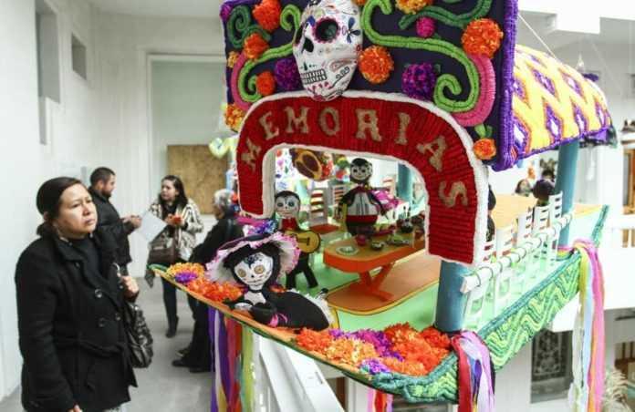 Ya viene el Concurso de piñatas mexicanas del MAP.
