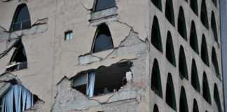 Inicia demolición de edificios.