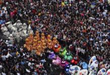 Viaje al Mictlán en Tlatelolco