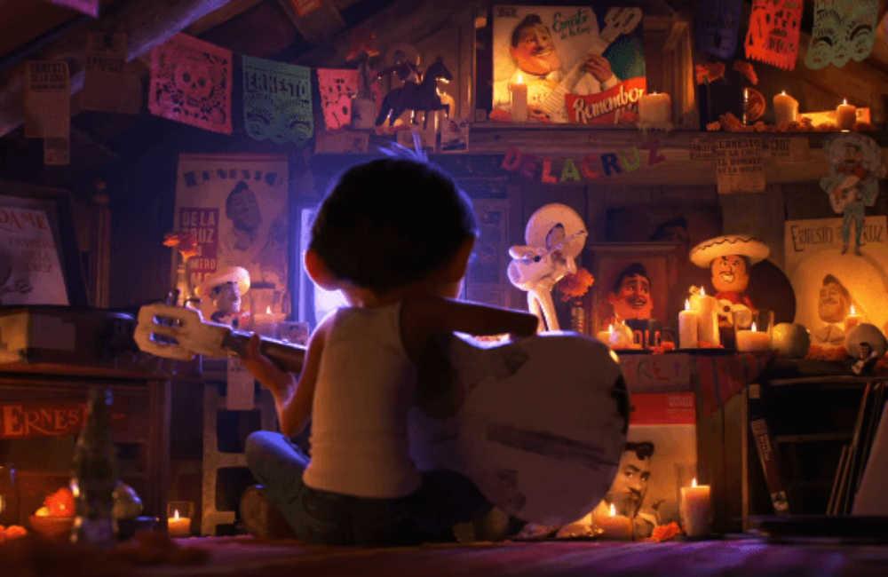 Disney Pixar Coco Es Una Carta De Amor Para Mexico