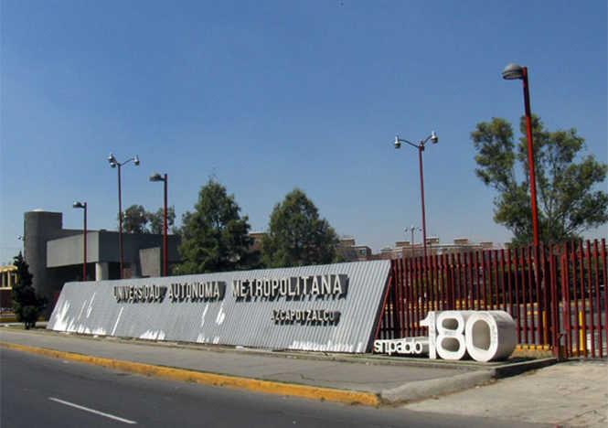 Estudiante de la UAM Azcapotzalco