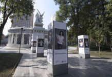 Se inauguró una exposición fotográfica sobre el cáncer de mama en al CDMX.