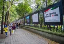F1 en el Bosque de Chapultepec
