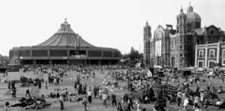 fantasma de la Basílica de Guadalupe
